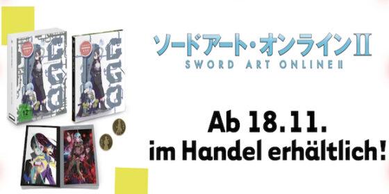 """""""Sword Art Online"""" – Staffel 2 in einer limitierten Komplettbox angekündigt"""