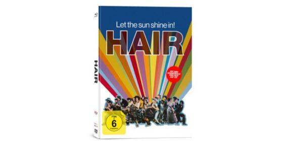"""""""Hair"""" in einer 3-Disc Limited Collector's Edition im Mediabook jetzt auch bei Media Markt Deutschland vorbestellbar"""